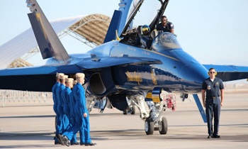Blue Angels @ Desert Outing 2016 hosted by Imperial Council